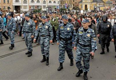 Оппозиционный «Марш свободы» состоится сегодня днем в центре Санкт-Петербурга