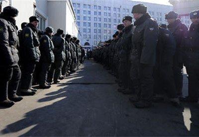 В Москве МВД обещает пресекать любые попытки проведения «Марша свободы» 15 декабря