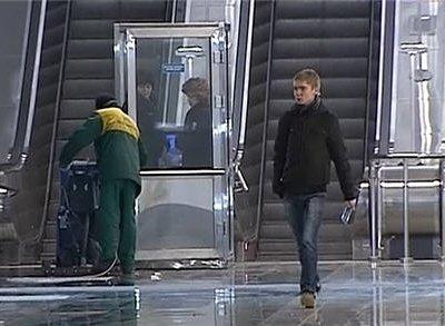 Две новые станции «Бухарестская» и «Международная» введены в строй в метро Санкт-Петербурга