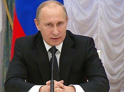 «Закон Димы Яковлева» сегодня подписан президентом Владимиром Путиным