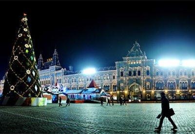 В новогоднюю ночь в столице будут работать более 700 ресторанов и кафе