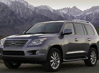 С 1 апреля 2013 года будет введён повышенный налог на дорогие автомобили