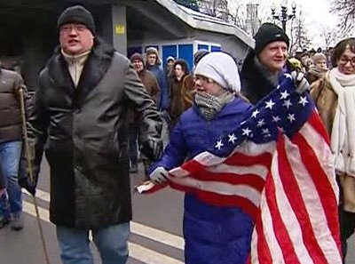 В Москве проходит митинг-шествие против «закона Димы Яковлева»