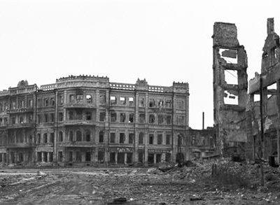 Сегодня в Волгограде отмечают 70-летний юбилей Сталинградской победы