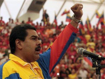 Николас Мадуро назвал оппозиционеров «наследниками Гитлера»