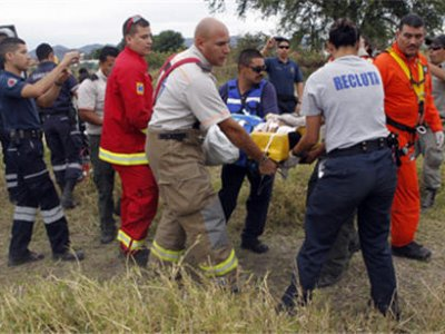 В центре Мексики произошла серьезная автокатастрофа