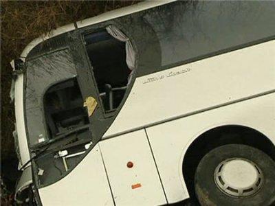 При столкновении автобуса с грузовиком в Калужской области три человека погибли
