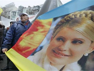 ЕСПЧ признал незаконным арест Юлии Тимошенко