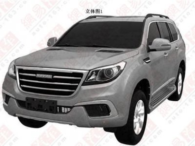 Китайский Great Wall готовит конкурента Toyota Land Cruiser