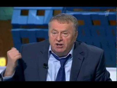 Жириновский против предоставления убежища Сноудену