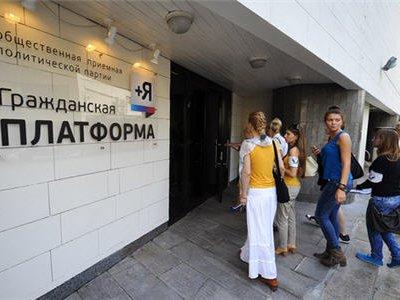 Центризбирком согласился с правомерностью отстранения «Гражданской платформы» от выборов