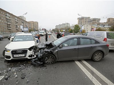 Как российские водители реагируют на сложные дорожные ситуации