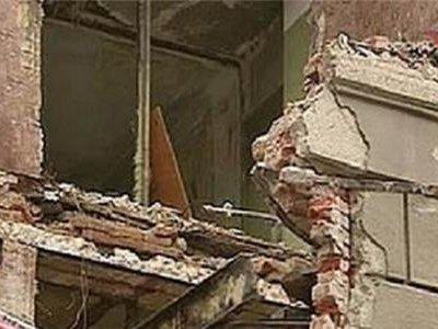 В Челябинске назвали причину обрушения здания с людьми
