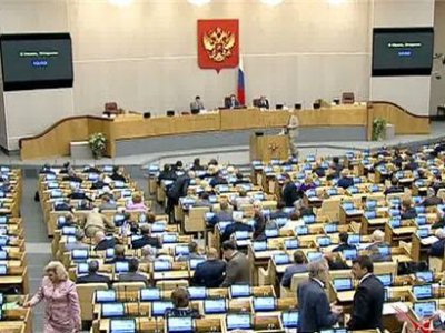 Госдума приняла законопроект о пенсионной формуле