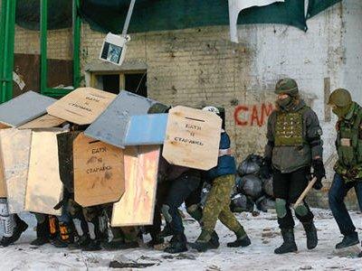 Радикалы из «Правого сектора» намерены продолжать беспорядки на Грушевского