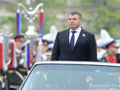 Анатолию Сердюкову в 2012 году было присвоено звание Героя России