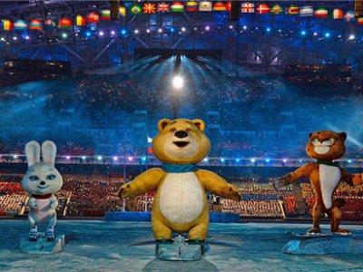 Церемония закрытия зимней Олимпиады в Сочи начнется 23 февраля в 20.00