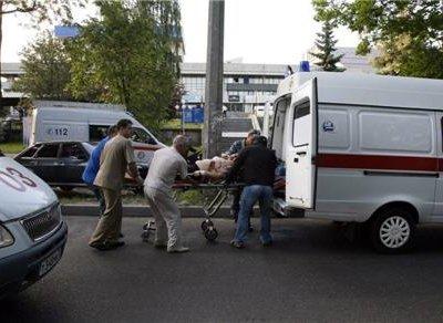 В торговом центре города Бийск Алтайского края прогремел взрыв