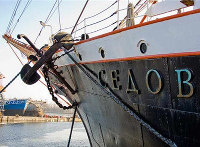 Парусник «Седов» отправится из Петербурга в новое морское путешествие 4 марта