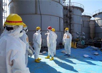 За три года с момента аварии облучению подверглись 15 тыс. работников АЭС «Фукусима-1»
