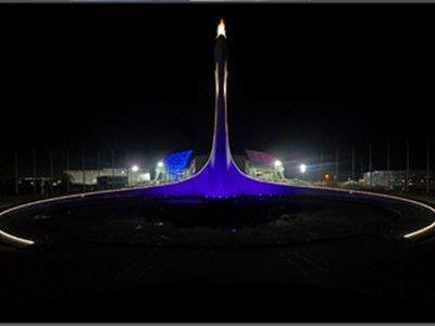 Группа компаний «ЦЕРС» воплотила в реальность проект «Чаша Олимпийского Огня»