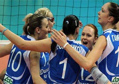 Казанское «Динамо» выиграло Лигу чемпионов
