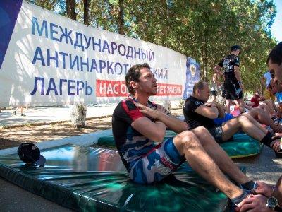 Наркозависимые сдают нормы ГТО