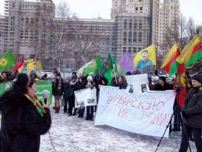 Московский митинг «Нет турецкому фашизму!»