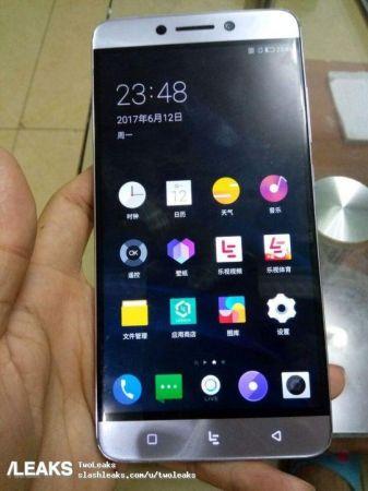 В Сеть попали живые снимки смартфона LeEco Le Max 3