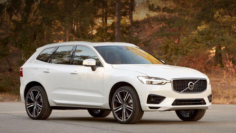 Продажи авто Volvo Cars в июне выросли