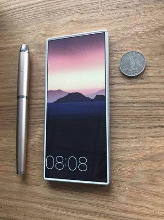 Китайцы придумали полностью безрамочный смартфон
