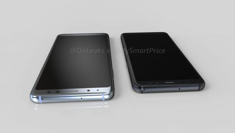 Инсайдеры рассекретили внешность смартфона Galaxy A7 2018 модельного года
