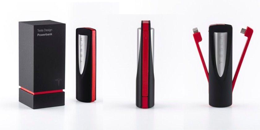 Tesla представили свои аккумуляторы для телефонов