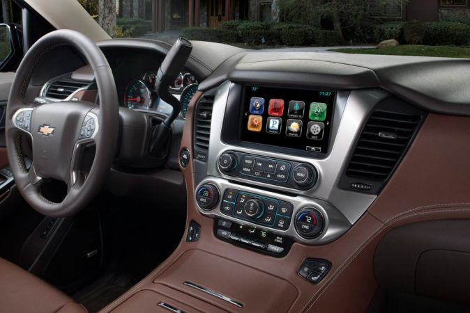 Chevrolet начал российские продажи внедорожника Tahoe 2018