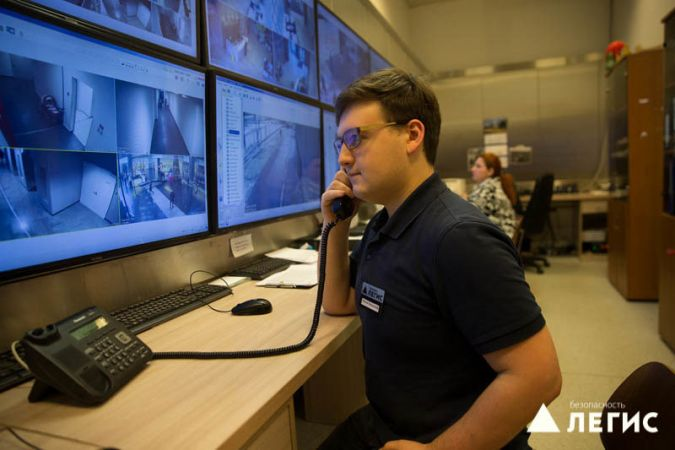 Охранная деятельность в Москве