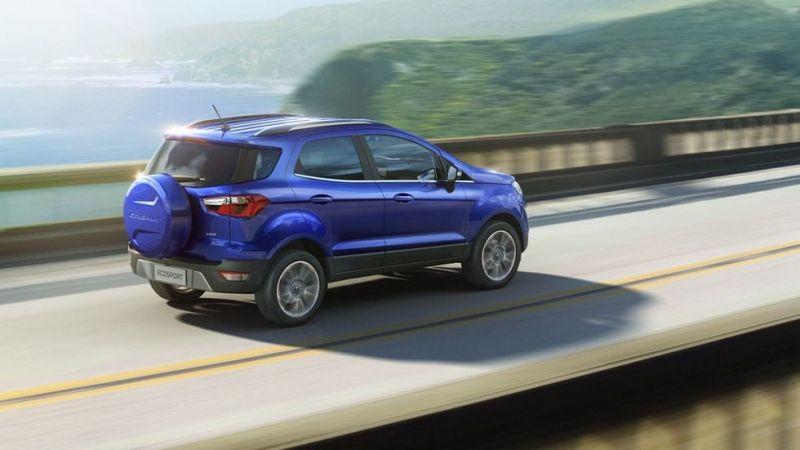 В Набережных Челнах начался серийный выпуск нового Ford EcoSport