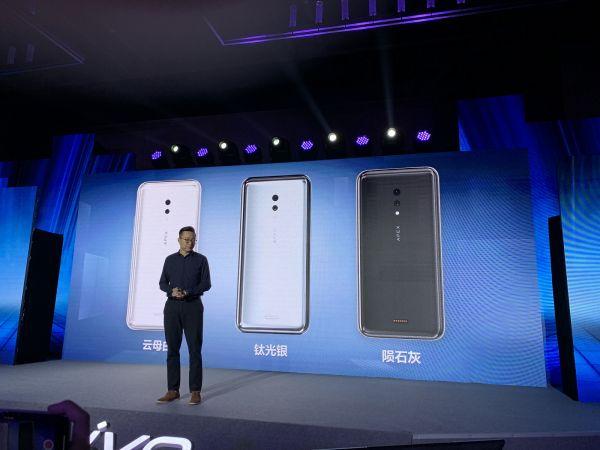 Vivo представила смартфон без единого отверстия с 5G