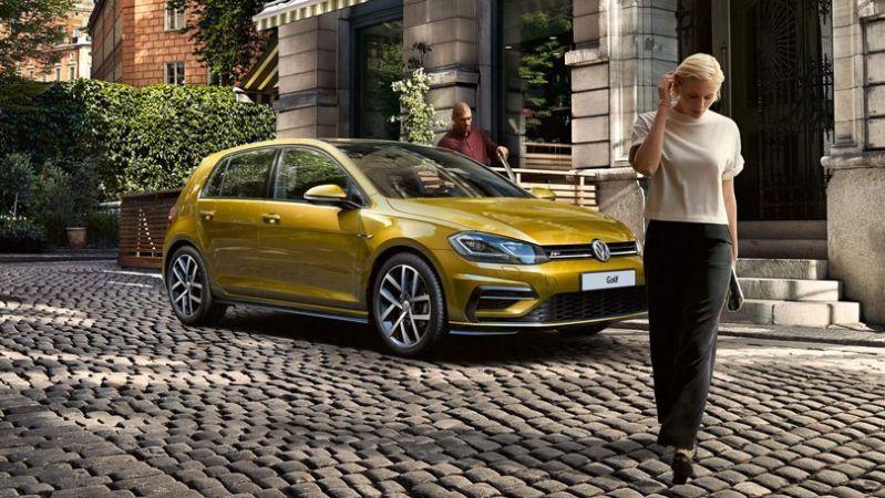 Комплектации Volkswagen Golf 2019