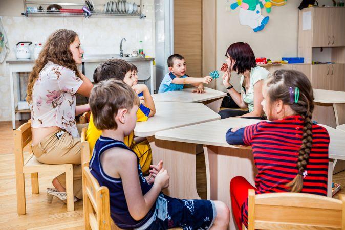 Работа с детьми аутистами
