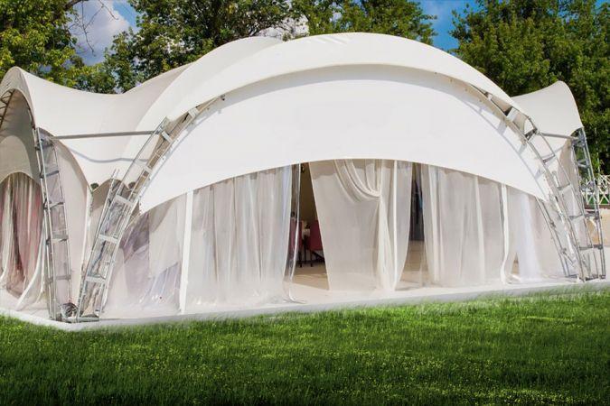 Как выбрать шатер для мероприятия?