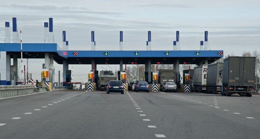 В России почти все дороги могут стать платными